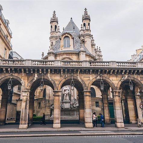 L'Oratoire du Louvre, Paris