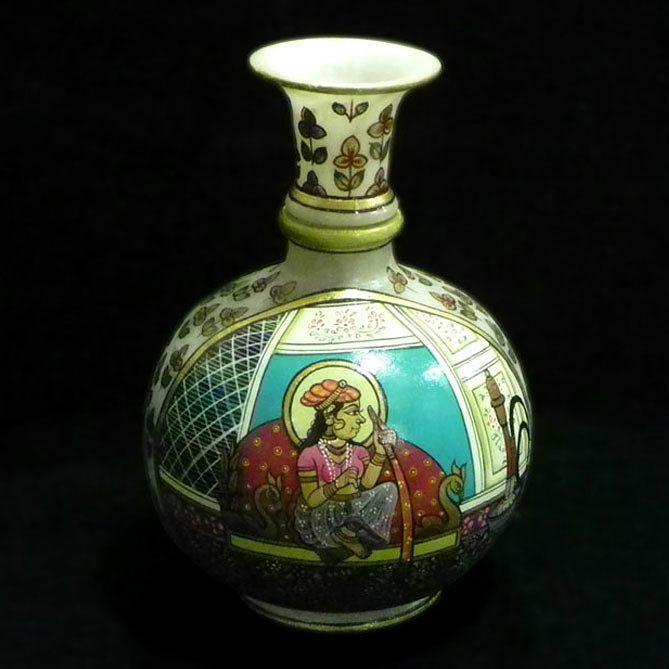 Mughal Design Vase