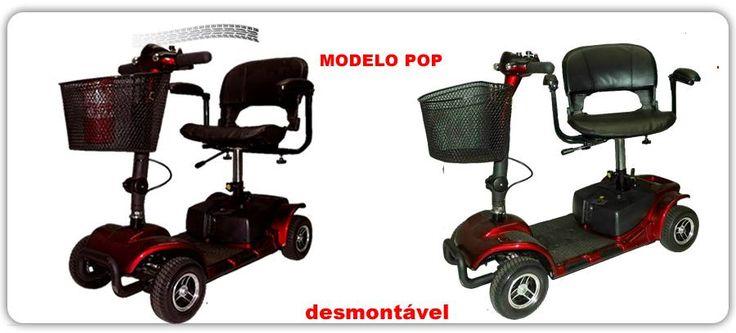#scooter #elétrica #quadriciclo #pop #prime #idosos #terceiraidade #idade #moda #vender #shopping #comprar