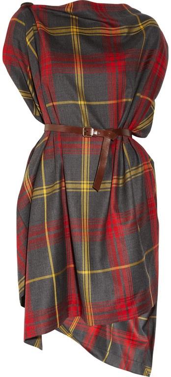 Trending Item: Tartan Dress for the fall!