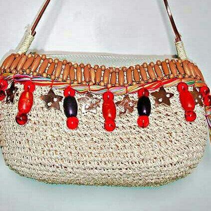WE ♡ SUMMER!!! New lovely summer bags Art'MadeBijoux www.etsy.com/it/shop/ArtMadeBijoux