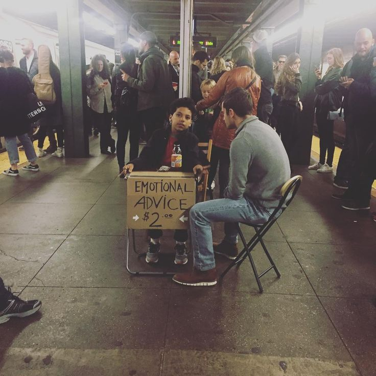 Kid Therapist Raises Money by Offering Advice to Stressed New Yorkers - Good News Network