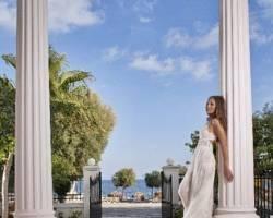 Veggera Hotel - In Santorini, Greece.  Right on Perissa Beach.