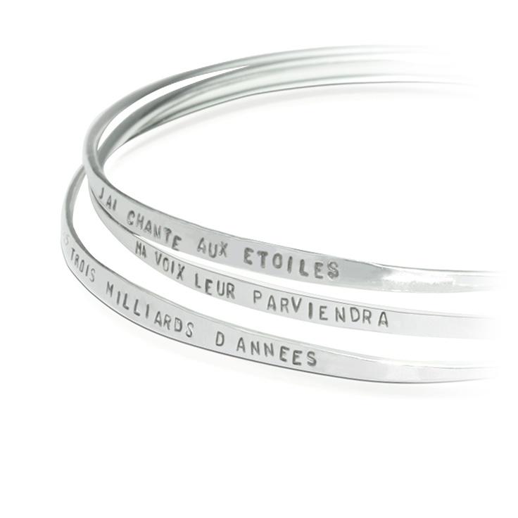 Bracelets Aux Etoiles - Fanchon en Mars  http://boutique.fanchonenmars.fr/category/aux-etoiles