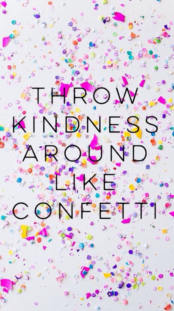 Kindness Is A Party