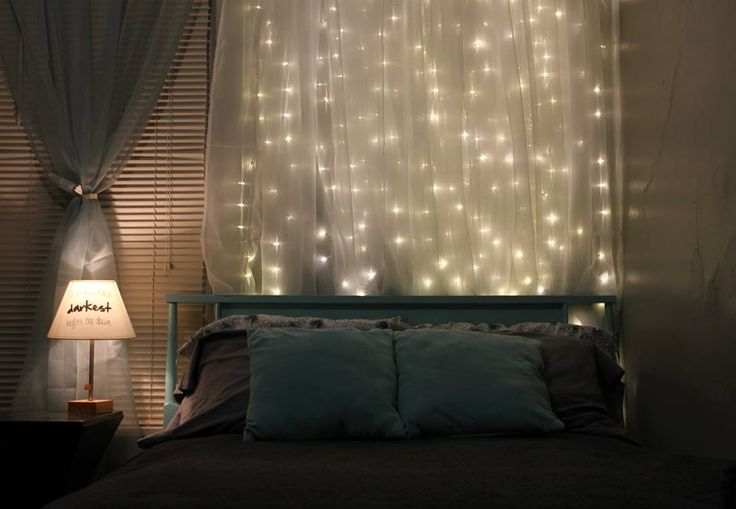 bedroom twinkle lights that 39 s crafty pinterest