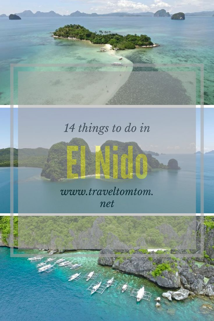An El Nido island hopping adventure should be on every travelers bucketlist. Go check out my 14 things to do in El Nido and for sure you will book a week in Palawan, just to tick all these things off. On an adventure with a glass bottom canoe? In El Nido it is possible!