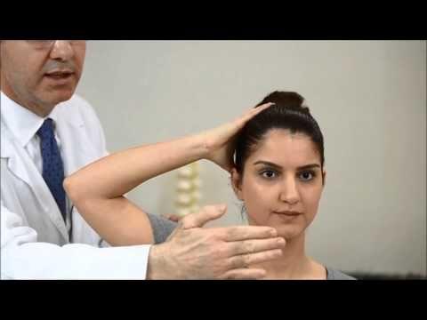 Boyun Egzersizleri Nasıl Uygulanır? -  Prof. Dr. İlhan Elmacı - YouTube