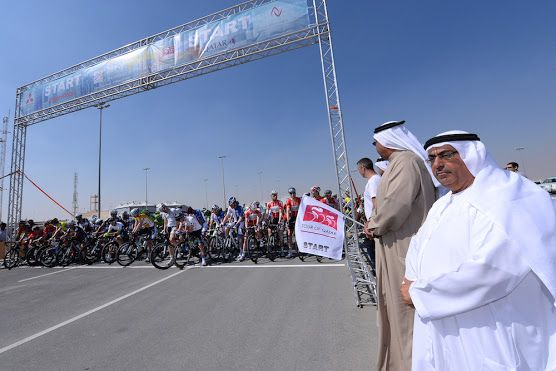 #Qatar hopes its expanding sports programs and events, such as the #Ladies #TourofQatar, will give it a shot at the #Olympics!