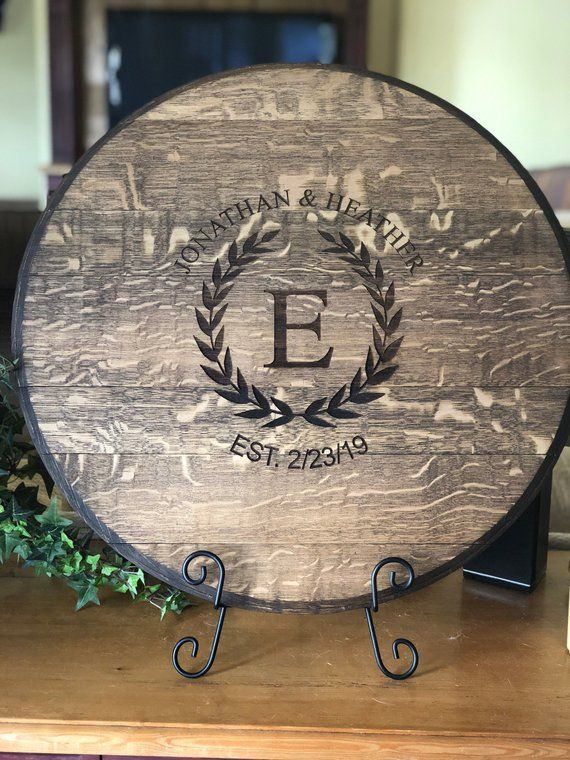 Reclaimed Wood From Napa Valley Winery Wine Barrel Head Wedding Guest Book Alternative Rustic Wedding Guest Book Guestbook Wall Art Wine Barrel Guest Book Rustic Wedding Guest Book Wine Barrel