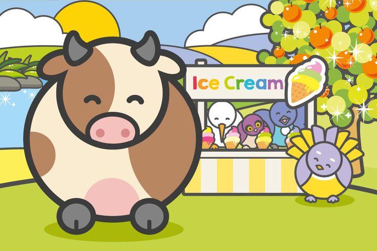Coco the Milking Cow   Kiwiti