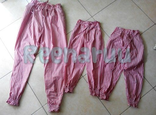 Hareem pants for mom&kids ☺