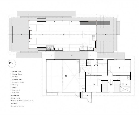 modern home designs floor plans