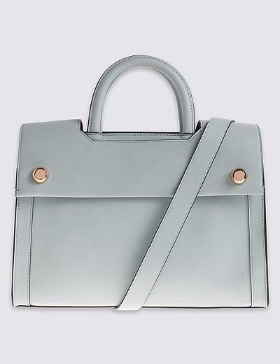 Faux Leather Stud Tote Bag | Marks & Spencer London