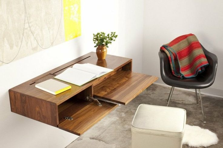 best 25 office desks for home ideas on pinterest small. Black Bedroom Furniture Sets. Home Design Ideas