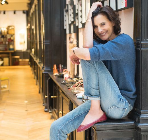 81 best sky full of stars images on pinterest hairdos actresses and beautiful people - Ines de la fressange boutique ...