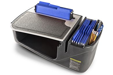 Free Shipping - Discount Prices - One Year Lower Price Guarantee on the AutoExec FileMaster Mobile Desk at AutoAnything. Shop online or call 800-544-8778 to order. The AutoExec FileMaster Mobile Desk has extra file storage room than the Standard Mobile Desk that can hold up to 50 standard-size file folders.