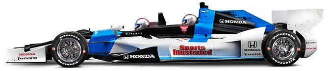 Enter here daily your chance to ride with Mario and lead the start of a Verizon IndyCar® Series race in the Honda Indy car 2-seater (12 Winners)