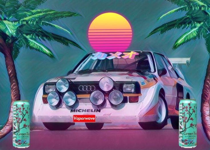 G R O U P B | Vaporwave, 80s aesthetic, Airbrush art
