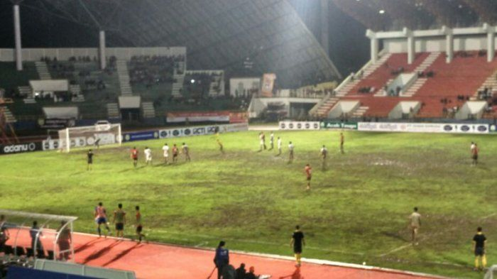Aceh World Solidarity Games, Indonesia Three-2 Mongolia