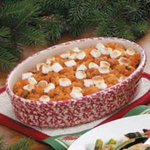 Sweet Potato Pineapple Bake Recipe   Taste of Home Recipes