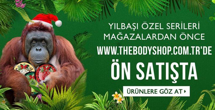 the body shop, the body shop yılbaşı  kozmetik makyaj bakım ürünlerinde büyük fiyat indirimlerini kaçırmayın Yılbaşı Makyaj Malzemeleri Alışveriş Ürünleri Mağazalardan Önce Online Alışverişte Kaçırmayın The Body Shop 2017 Yılbaşı Güzellik & Makyaj Malzemeleri Alışveriş Ürünleri Mağazalardan Önce Online Alışverişte Kaçırmayın Online Alışveriş - Satın AL,