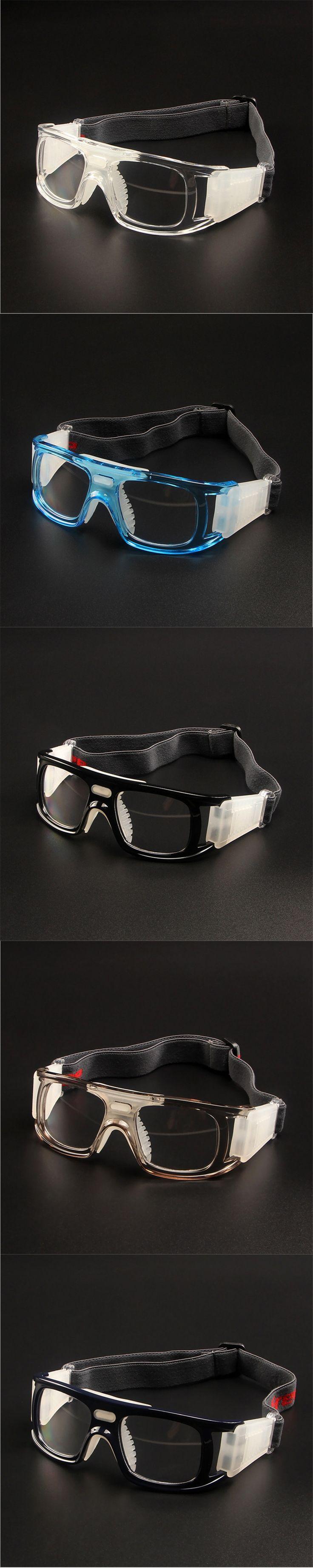 Sports glasses Basketball glasses Prescription glass frame football Protective eye Outdoor custom optical frame dx016