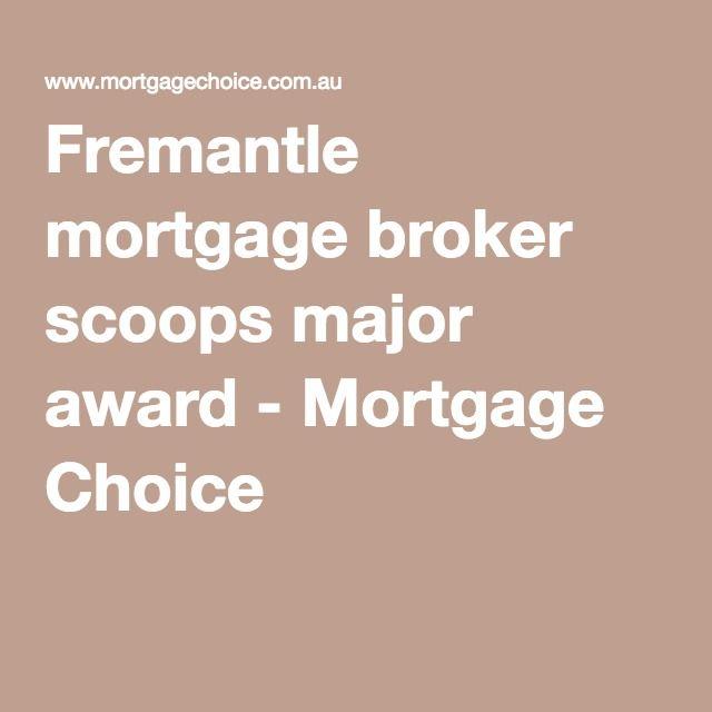 Fremantle mortgage broker scoops major award - Mortgage Choice