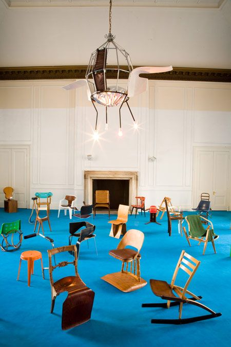 Martino Gamper, 100 Chairs In 100 Days