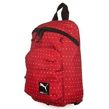 Linda y accesible :) Mochila Roja Puma Foundation Backpack de Puma