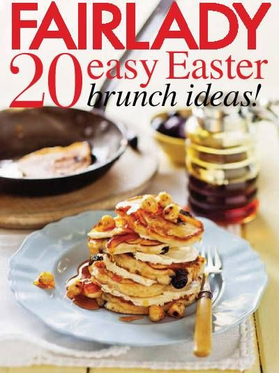 Fairlady 20 Easy Easter Brunch Ideas