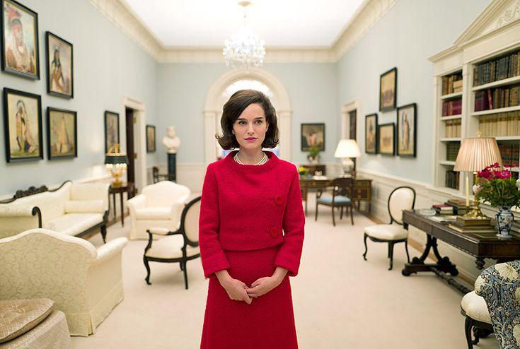 """A atriz Natalie Portman em cena do filme """"Jackie"""", que chega aos cinemas brasileiros nesta quinta (2/2)"""