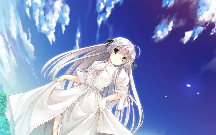 yosuga no sora : High Definition Background 1920x1200