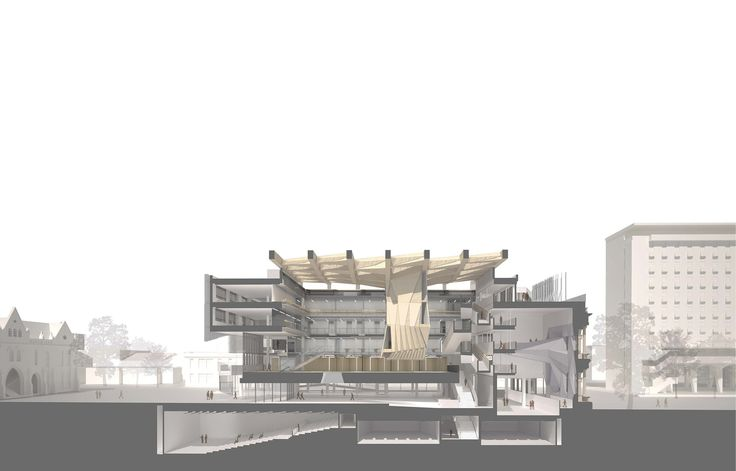 Gallery - Melbourne School of Design University of Melbourne / John Wardle Architects + NADAAA - 39