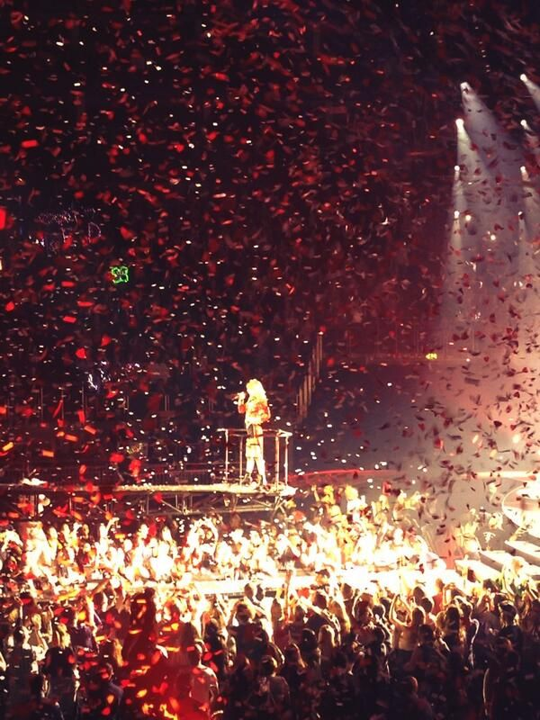 We Are Never Ever Getting Back Together - RED Tour, London 2/2/14