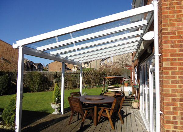 The Glass Veranda Glasverandan Porch Canopy House