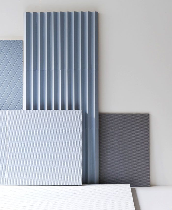 Rombini Collection by Ronan and Erwan Bouroullec for Mutina