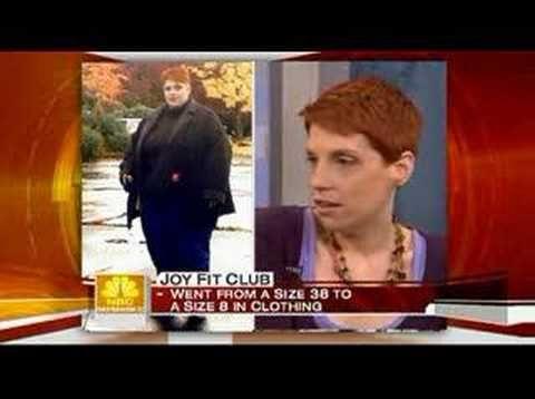 Woman loses 240 pounds - Joy Fit Club