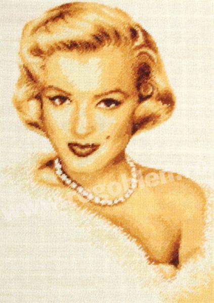 Cod produs 4.37 Marilyn Culori: 11 Dimensiune: 14 x 20cm Pret: 37.20 lei