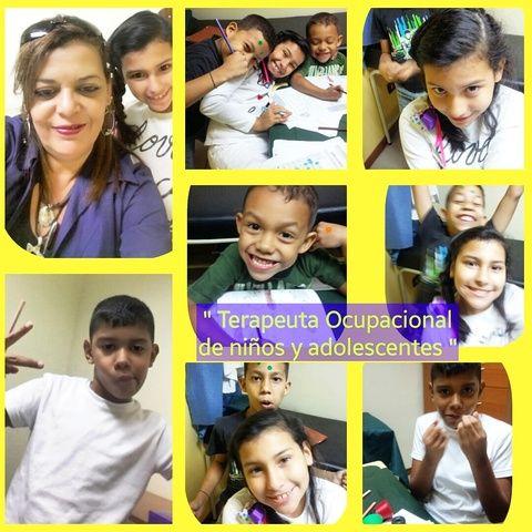Terapeuta Ocupacional de niños, Adolescentes y Adultos Mariela Guerrero - Terapias / Yoga - Caracas