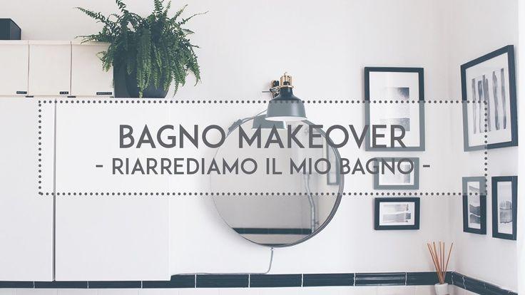 Bagno makeover: risistemiamo insieme il mio bagno | The Bluebird Kitchen
