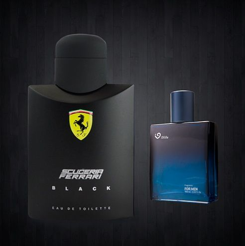 8825b6f7ca  perfumes  i9life  i9lifevip  fragrância  perfume  barato  perfumeimportado   ferrariblack