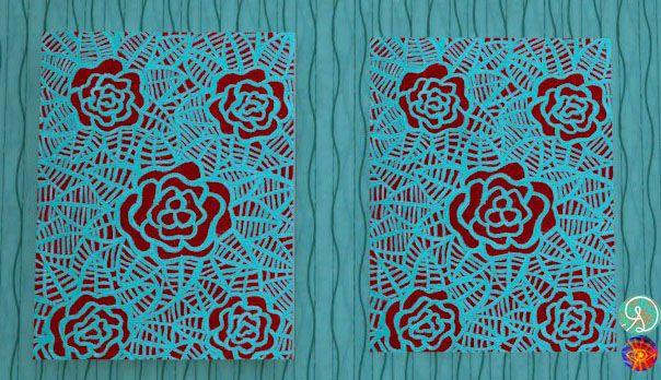 Pintura Flor: realizado en acrílico con soporte de cartón entelado de 22 x 30 cm.  Precio: $6.000 c/u                           2x1: $10.000