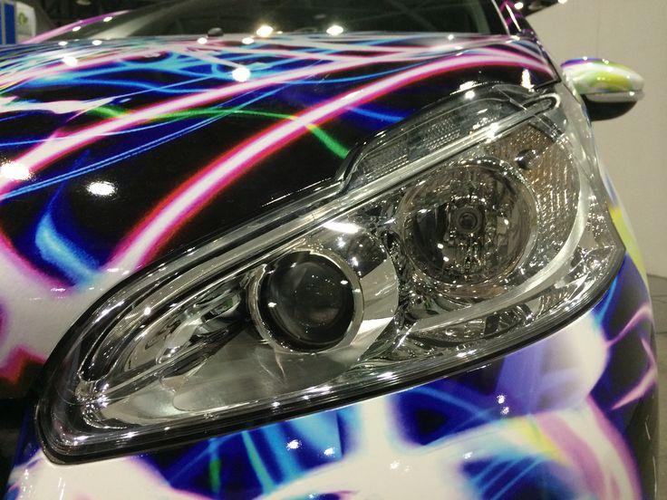 Peugeot  208 Artcar