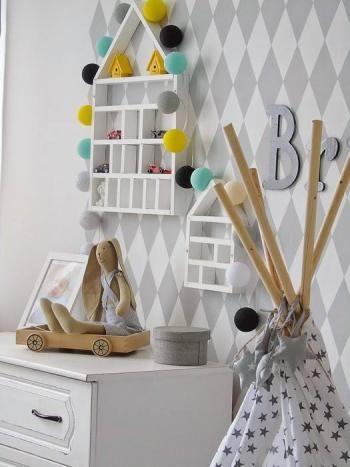 W pokoju malucha Zdjęcie z bloga Homemlove