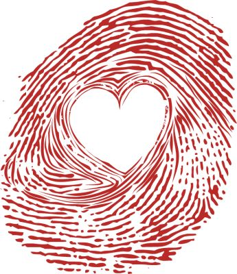 fingerprint tattoo designs - Google Search