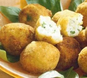 Resep: Kroket Nasi Italia