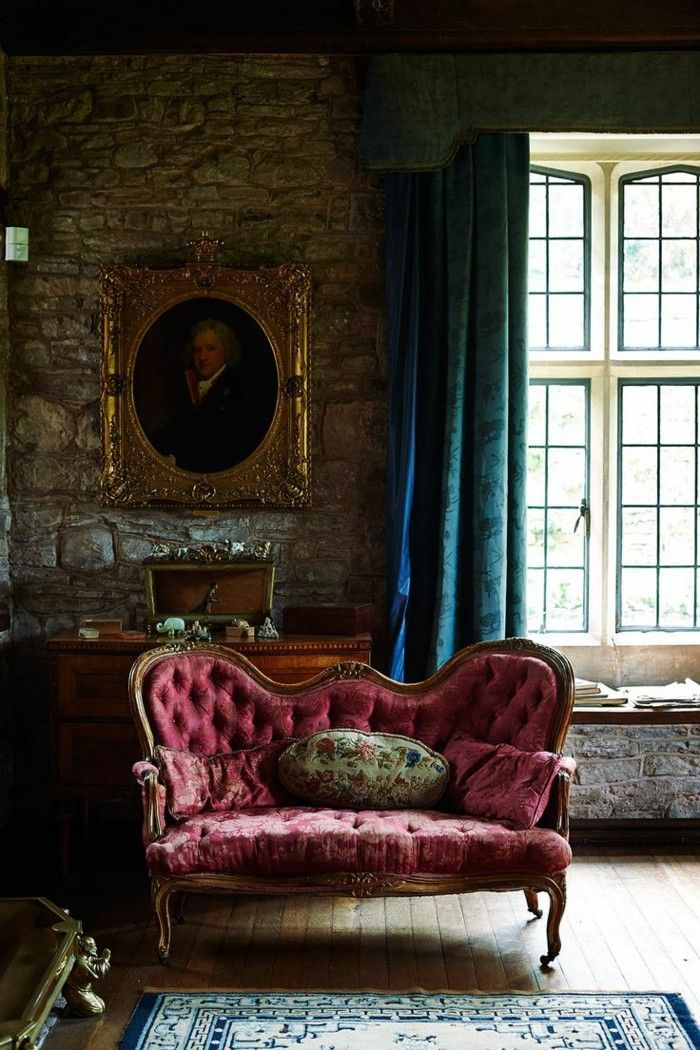1000 id es sur le th me chambre baroque sur pinterest meubles baroques bar - Meridienne baroque pas cher ...