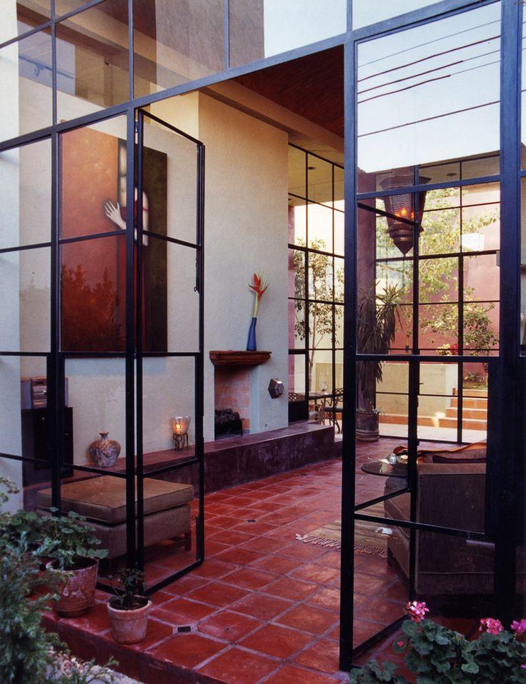 Francisco Marquez Mediterranean Exterior San Francisco House House Architects