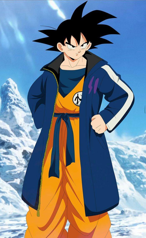 Goku Movie 2018 Dragon Ball Dragon Fumetti
